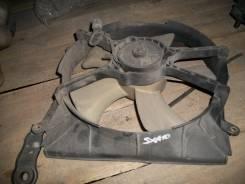 Диффузор. Toyota RAV4, SXA10, SXA10C, SXA10G, SXA10W