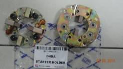Щеткодержатель стартера D4DA Под щетку ( 18*18*6,7 / 7*18*18 )