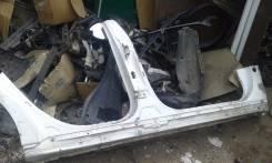 Порог пластиковый. Toyota Windom, MCV30