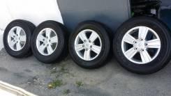 Продам рестайлинговые колеса на Land Cruiser 200 2012-2015. 8.0x18 5x150.00 ET60