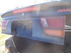 Крышка багажника. Mitsubishi Diamante