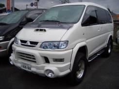 Расширитель крыла. Mitsubishi Delica
