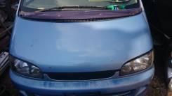 Капот. Mitsubishi Delica
