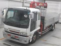 Isuzu Forward. 6HE1