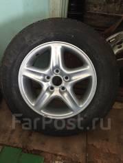 Новое колесо 215/70/16. 6.5x16 3x98.00, 5x114.30 ET35