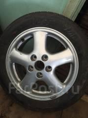 Новое колесо 205/55/16. x16 3x98.00, 5x114.30