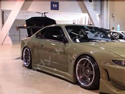 Расширитель крыла. Nissan Silvia, S15. Под заказ