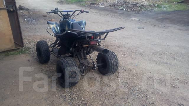 Armada ATV 150. исправен, без псм\птс, с пробегом