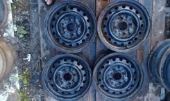 Nissan Nismo. 5.0x14, 4x114.30, ET35, ЦО 66,0мм.