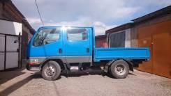Mitsubishi Canter. Продам MMC Canter 4WD, 2 800 куб. см., 1 500 кг.