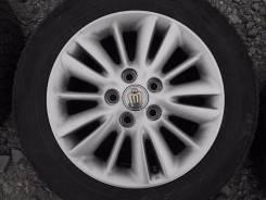 Комплект колес 215/60/16 Toyota Crown. 7.0x16 5x114.30 ET50 ЦО 60,1мм.