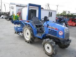 Iseki. Японский трактор TF19F, 19 л.с.