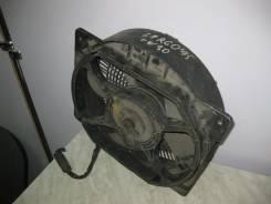 Вентилятор охлаждения радиатора. Nissan Largo, VW30