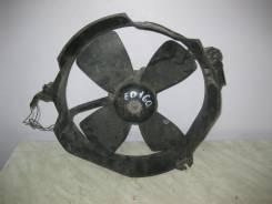 Вентилятор охлаждения радиатора. Toyota Carina