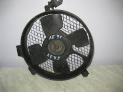Вентилятор охлаждения радиатора. Toyota Corolla, AE91, AE95