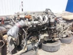 Двигатель. Mitsubishi Fuso, FT50J Двигатель 6M70