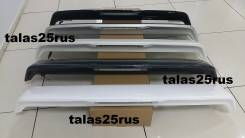 Сполер Prado 120 ( Дополнительный стоп ) Серебро. Toyota Land Cruiser Prado, VZJ120, GRJ120W, KDJ121W, KDJ125W, GRJ125W, KDJ125, GRJ120, RZJ120, RZJ12...