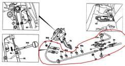 Тормозная система. Mercedes-Benz S-Class, W140