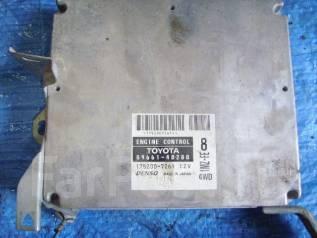 Блок управления двс. Toyota Kluger V, MCU25W, MCU25 Двигатель 1MZFE