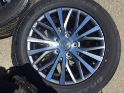 NEW Оригинальные колеса R20 5*150 Lexus LX570 2016+ 285/50 R20 Dunlop. 8.5x20 5x150.00 ET58