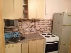 2-комнатная, улица Стрельникова 10. Эгершельд, частное лицо, 36 кв.м. Кухня