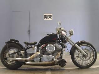 Yamaha XVS 400. 400 куб. см., исправен, птс, без пробега. Под заказ