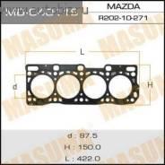 Прокладка головки блока цилиндров. Mazda: Ford Spectron, Cronos, 323, Bongo, J100, Familia, Capella, Bongo Brawny, Proceed Levante, Efini MS-6, Eunos...