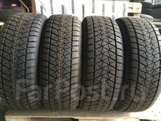 Bridgestone Blizzak DM-V2. Всесезонные, 2014 год, без износа, 4 шт