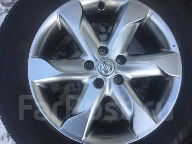 Nissan. 7.5x18, 5x114.30, ET50