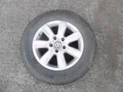 Продам колеса от Volkswagen Touareg с зимней резиной Nokian 235/65R17. x17