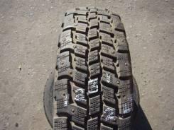 Michelin X Radial. Зимние, шипованные, износ: 5%, 2 шт