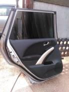 Ручка двери внешняя. Honda Airwave, GJ1 Двигатель L15A