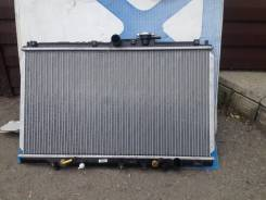 Радиатор охлаждения двигателя. Honda Accord Двигатель F20B7