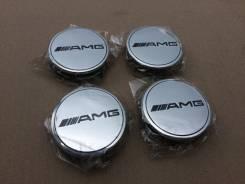 "Колпачки на диски AMG!. Диаметр Диаметр: 18"", 1 шт."