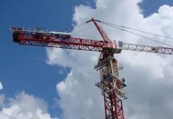 QTZ160 TC6024/TC6518. Продам башенный кран стационарных