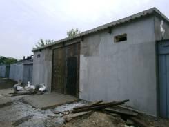 Боксы гаражные. улица Вилкова 18, р-н Чуркин, 52,0кв.м., электричество, подвал. Вид снаружи