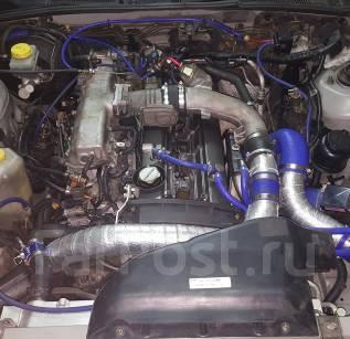 Двигатель в сборе. Nissan Cedric, ENY34 Nissan Stagea, WGNC34 Nissan Skyline, ER34 Двигатель RB25DET