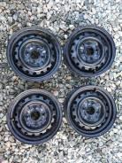 Nissan. 5.0x14, 4x114.30, ET35, ЦО 66,0мм.