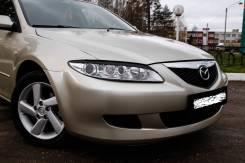 Накладка на фару. Mazda Mazda6 Mazda Atenza, GGEP, GY3W, GGES, GYEW, GG3P, GG3S Двигатели: LFVE, LFDE, L3VE, L3VDT