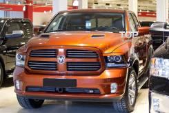 Накладка на фару. Dodge Ram