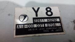 Блок управления двс. Subaru Legacy, BH5, BE5 Двигатели: EJ206, EJ208