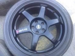 Nissan Nismo. 10.0/10.5x20, 5x114.30, ET41/25