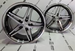 PDW Wheels. 9.0/8.0x18, 5x114.30, ET30/40, ЦО 73,1мм.