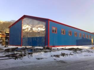 Здания из сэндвич-панелей. Авто-мойки, СТО, склады, и другие конструкции