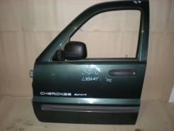Дверь передняя левая Jeep Liberty 2002-2006