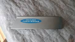 Планка под фары. Nissan Sunny, SB15, B15, JB15, FNB15, FB15, QB15 Двигатели: SR16VE, QG13DE, QG18DD, QG15DE, YD22DD