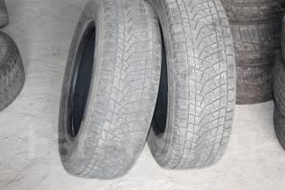 Bridgestone Blizzak. Всесезонные, 2007 год, износ: 80%, 2 шт