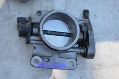 Заслонка дроссельная. Nissan Almera, G11 Двигатель K4M