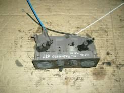 Блок управления климат-контролем. Mitsubishi Pajero Mini, H51A Двигатель 4A30