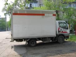 Мебельный фургон. 10 кубов. 1500 кг.
